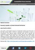 Acetonitrile Prices, News, Market Analysis PowerPoint PPT Presentation