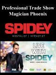 Professional Trade Show Magician Phoenix PowerPoint PPT Presentation