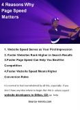 4 Reasons Why Page Speed Matters PowerPoint PPT Presentation