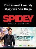 Professional Comedy Magician San Diego PowerPoint PPT Presentation