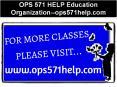 OPS 571 HELP Education Organization--ops571help.com PowerPoint PPT Presentation