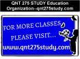 QNT 275 STUDY Education Organization--qnt275study.com PowerPoint PPT Presentation