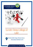 LLB College in Ghaziabad | LLB After Graduation |Law College in Delhi NCR PowerPoint PPT Presentation