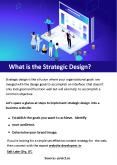 What is the Strategic Design? PowerPoint PPT Presentation