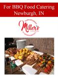 For BBQ Food Catering Newburgh, IN PowerPoint PPT Presentation