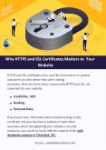 Why HTTPS and SSL Certificates Matters to Your Website PowerPoint PPT Presentation