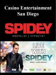 Casino Entertainment San Diego PowerPoint PPT Presentation