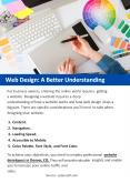 Web Design: A Better Understanding PowerPoint PPT Presentation