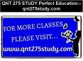 QNT 275 STUDY Perfect Education--qnt275study.com PowerPoint PPT Presentation
