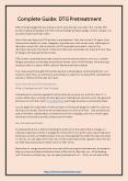 Complete Guide: DTG Pretreatment PowerPoint PPT Presentation