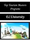 Top Tourism Masters Programs PowerPoint PPT Presentation
