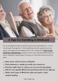 6 Tips For Enrolling In Medicare PowerPoint PPT Presentation