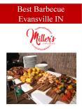Best Barbecue Evansville IN PowerPoint PPT Presentation
