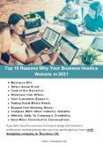 Top 10 Reasons Why Your Business Needs a Website in 2021 PowerPoint PPT Presentation
