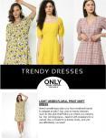 Trendy Dresses for girls PowerPoint PPT Presentation