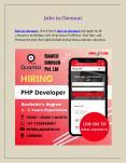 Jobs in Chennai PowerPoint PPT Presentation