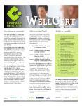 Corporate Wellness Certification - WellCert PowerPoint PPT Presentation