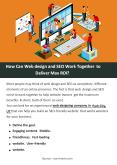 How Can Web design and SEO Work Together to Deliver Max ROI? PowerPoint PPT Presentation