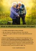 What is a Medicare Advantage PPO plan? PowerPoint PPT Presentation