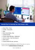 Essential Tips For Improving Your Web Design in 2021 PowerPoint PPT Presentation