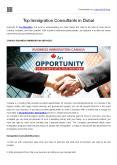 Best Mara Registered Agents Dubai PowerPoint PPT Presentation