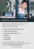 Small Business Local SEO: 6 Smart Benefits PowerPoint PPT Presentation