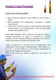 Anand Crane Pendant PowerPoint PPT Presentation
