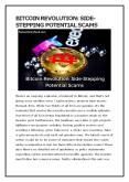 BITCOIN REVOLUTION: SIDE-STEPPING POTENTIAL SCAMS PowerPoint PPT Presentation