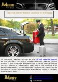 Chauffeur Airport Transfer - Luxurious yet Affordable PowerPoint PPT Presentation