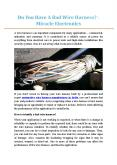 Do You Have A Bad Wire Harness? - Miracle Electronics PowerPoint PPT Presentation