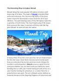 The Interesting Ways to Explore Manali PowerPoint PPT Presentation