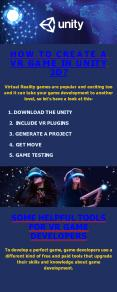 How to Make a Video Game in Unity 3D Using VR Technology? PowerPoint PPT Presentation