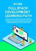 Board Infinity - full stack development course Brochure PowerPoint PPT Presentation