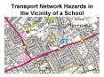 Transport Network Hazards in the Vicinity of a School PowerPoint PPT Presentation