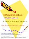 HOMEWORK SKILLS PowerPoint PPT Presentation