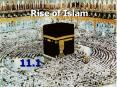 Rise of Islam PowerPoint PPT Presentation