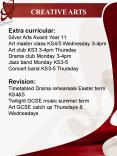 CREATIVE ARTS PowerPoint PPT Presentation