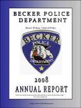 BECKER POLICE PowerPoint PPT Presentation