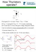If not gated, R=? in case -VRRM < VAK <  VRRM PowerPoint PPT Presentation