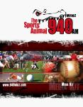940 WINZ: South Floridas Sports Animal is the areas newest all sports radio station' The Animal is b PowerPoint PPT Presentation