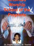 Anointed Worship School of the Prophets PowerPoint PPT Presentation