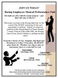 JOIN US TODAY!   Boeing Employees Musical Performance Club PowerPoint PPT Presentation