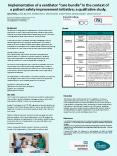 Implementation of a ventilator care bundle in the context of a patient safety improvement initiative PowerPoint PPT Presentation