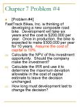 Chapter 7 Problem PowerPoint PPT Presentation
