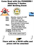 Come Bowl with the PIONEERS Kettering Y Guides PowerPoint PPT Presentation