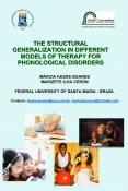 THE STRUCTURAL GENERALIZATION IN DIFFERENT MODELS OF THERAPY FOR PHONOLOGICAL DISORDERS PowerPoint PPT Presentation