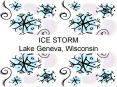 ICE STORM Lake Geneva, Wisconsin PowerPoint PPT Presentation