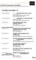 SC07 Booth Presentation Schedule All presentations are by faculty based at Purdues West Lafayette ca PowerPoint PPT Presentation