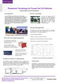 Powertrain Technology for Future Fuel Cell Vehicles PowerPoint PPT Presentation
