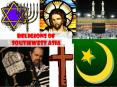 Religions of Southwest Asia PowerPoint PPT Presentation